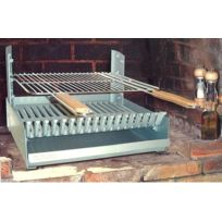 Somagic - Barbecue charbon de bois Grilloir
