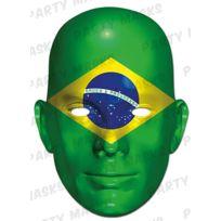 Mask-arade - Masque en Carton Brésil