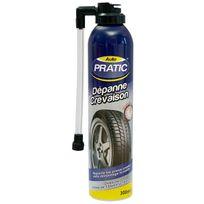 Auto Pratic - dépanne crevaison 300ml pour pneu 155/185 - ac3
