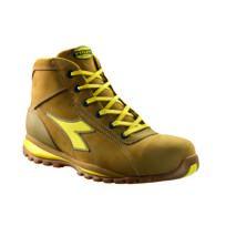 DIADORA - Chaussure de sécurité Haute Hi Glove II S3 Marron Clair-170234