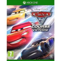 WARNER BROS - Cars 3 : course vers la victoire - Xbox One