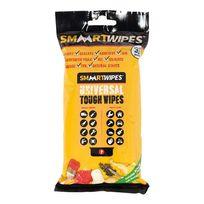 Smaart - Lingettes universelles ultrarésistantes - 30 lingettes