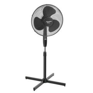 bestron ventilateur sur pied 45cm 40w noir aft45sz pas cher achat vente ventilateur. Black Bedroom Furniture Sets. Home Design Ideas