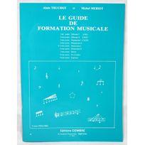 Combres - Le Guide de formation musicale Vol. 5 - Truchot Alain, Mériot Michel