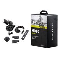 Contour - Kit de fixations Moto pour caméscope