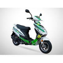 Jiajue - Scooter 50cc 4T - Spiro 50 Édition Limitée 2018 - Série Spéciale - Vert