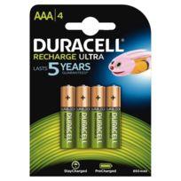 Duracell - Blister de 4 accu aaa850a ultra power