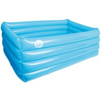 BABYCALIN - Baignoire Gonflable Turquoise