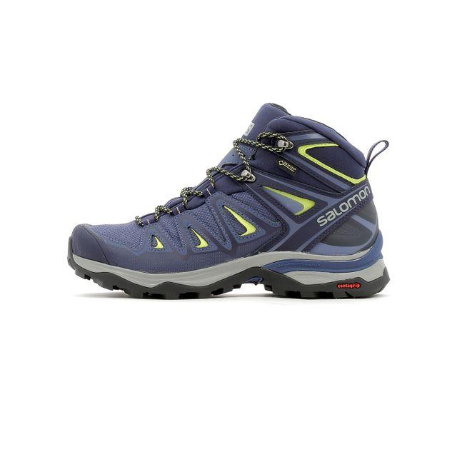 size 40 f516e 37aa5 ... Salomon - Chaussures de randonnée Salomon X Ultra 3 Mid Gtx W ...