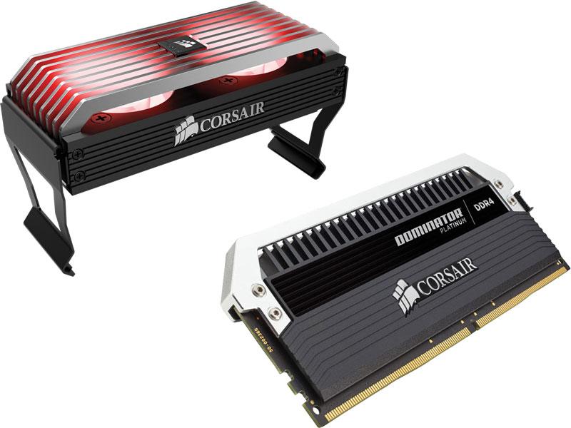 Dominator Platinum 16 Go 4 x 4 Go DDR4 3300 MHz Cas 16