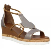 Inuovo - 7955 cuir Femme-38-Pewter