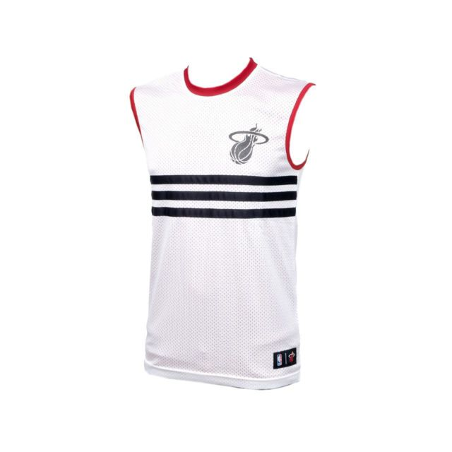 Adidas performance Maillot de basket Miami h maillot Blanc