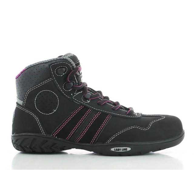 Safety Jogger Chaussures de sécurité Montantes Femme Isis S3 Src