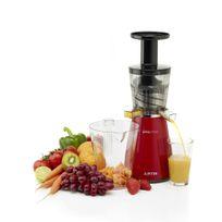 JUPITER - Juicepresso Rouge - Extracteur De Jus Vertical