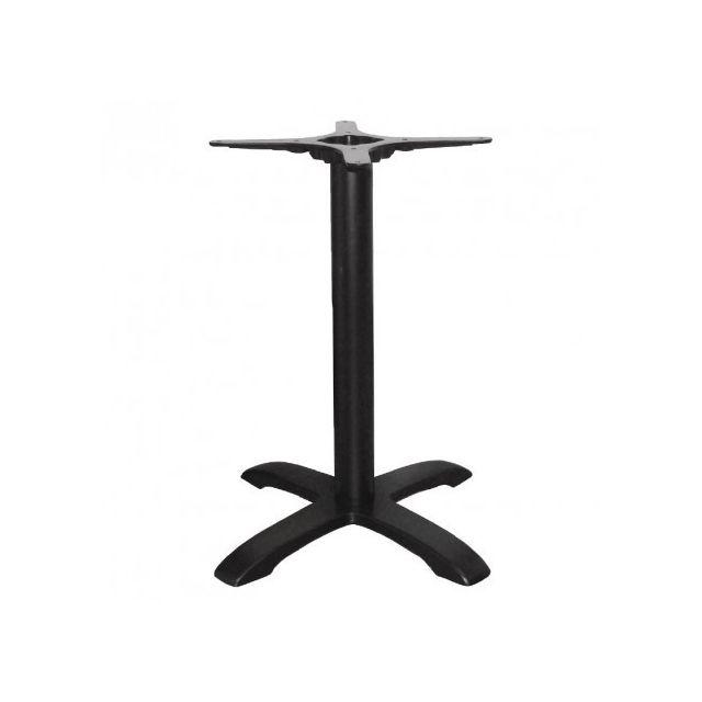 Materiel Chr Pro Pied de table en fonte pour plateaux jusqu'à 800 mm - Bolero Ce154