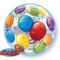 Qualatex - Ballon imprimé Bubbles