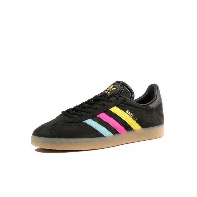 bon marché la meilleure attitude guetter Adidas originals - Gazelle Homme Chaussures Noir Adidas ...