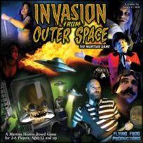 Flying Frog Productions - Jeux de société - Invasion From Outer Space