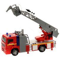 Motor & Co - Camiion de pompier grande échelle