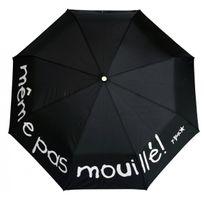 Incidence - Parapluie Ze P'BROK Pliant - Meme pas mouillé ! - Noir