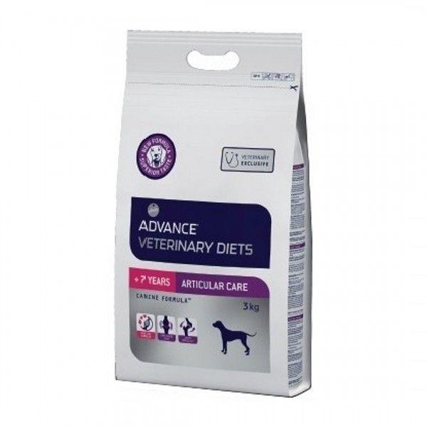 Advance Diet Croquettes Advance pour chiens Veterinary Diets Articular Care + 7 ans Sac 12 kg
