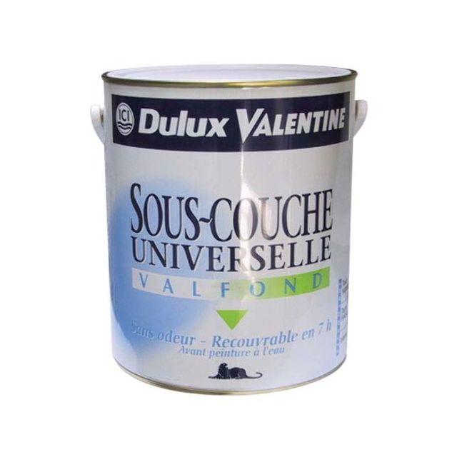 Dulux Valentine - Peinture Sous-Couche Universelle Acrylique