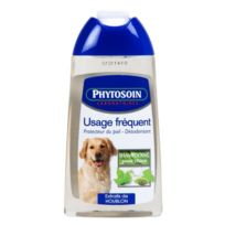 Phytosoin - shampooing usage fréquent chiens