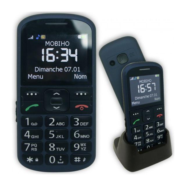telephone mobile simple et pas cher