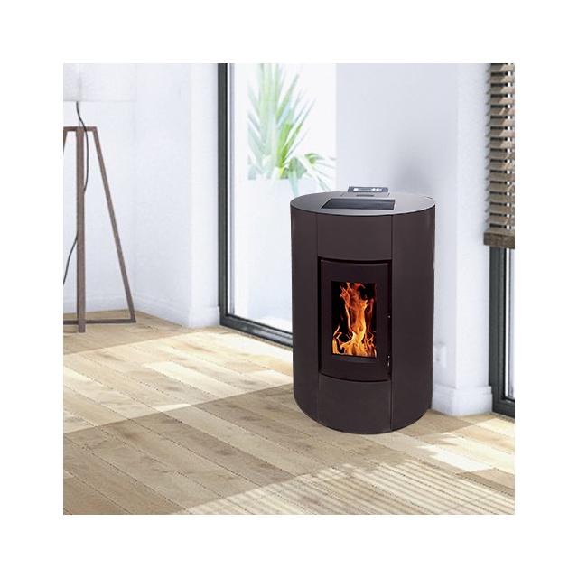 emaflam pole granuls etanche canalisable nova kw noir with. Black Bedroom Furniture Sets. Home Design Ideas