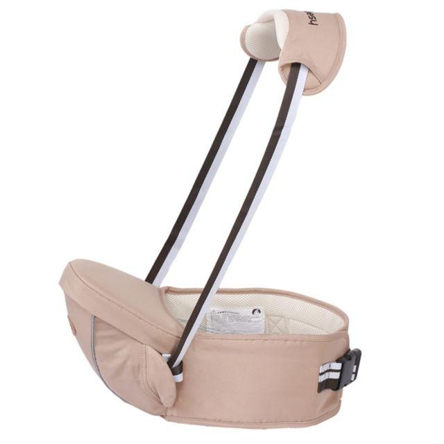 Solde. Wewoo - Pour bébé avec bande réfléchissante kaki Porte-bébé ergon. 8ef1470b4a2