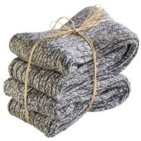 Provence Outillage - Chaussettes longues de montagne 43/45