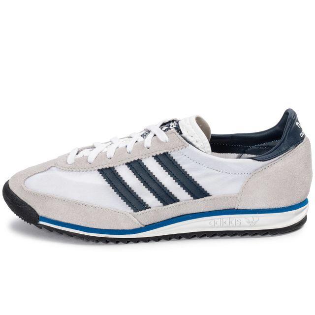 Adidas Et Blanche 72 Run Vintage Sl Cher Originals Bleue Pas rRYwCr