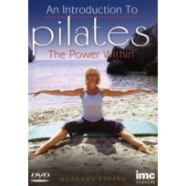 Imc Vision - An Introduction To Pilates - The Power Within IMPORT Dvd - Edition simple