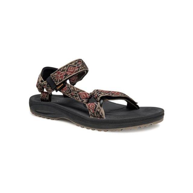 teva sandales winsted marron pas cher achat vente sandales de marche rueducommerce. Black Bedroom Furniture Sets. Home Design Ideas