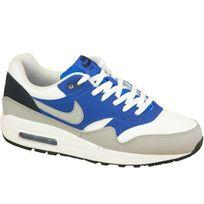 Nike - Air Max 1 555766-105 Femme Baskets Bleu