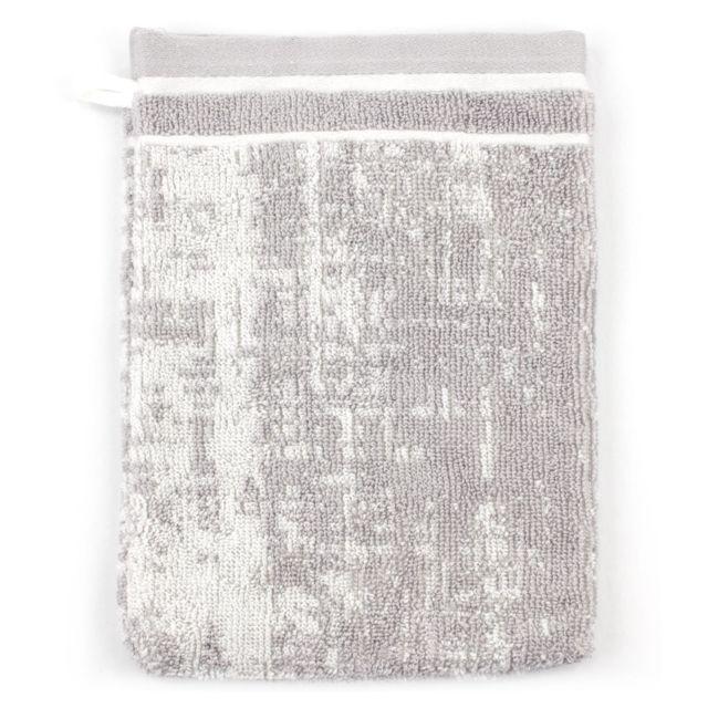 linnea gant de toilette 16x21 cm 100 coton 500 g m2 tosca classique gris multicolore pas. Black Bedroom Furniture Sets. Home Design Ideas