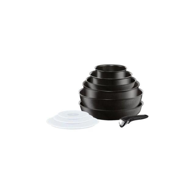 Tefal Ingenio Performance Batterie De Cuisine 10 Pieces L6549302