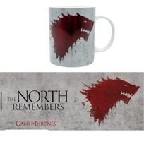 Abysscorp - Game Of Thrones Le Trone de fer Mug The North remembers