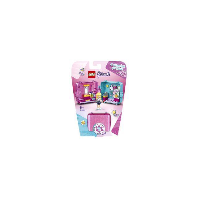 Lego 41406 - ® Friends - Le cube de jeu shopping de Stéphanie