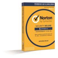 Norton - Logiciel Security Deluxe 5 appareils - 1 an