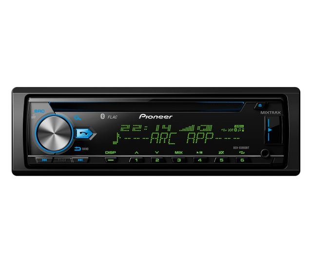 pioneer autoradio deh x5900bt cd usb aux ipod bluetooth mixtrax achat vente autoradio 1 pas. Black Bedroom Furniture Sets. Home Design Ideas
