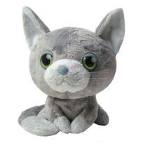 The Cat - Peluche Chat Gris