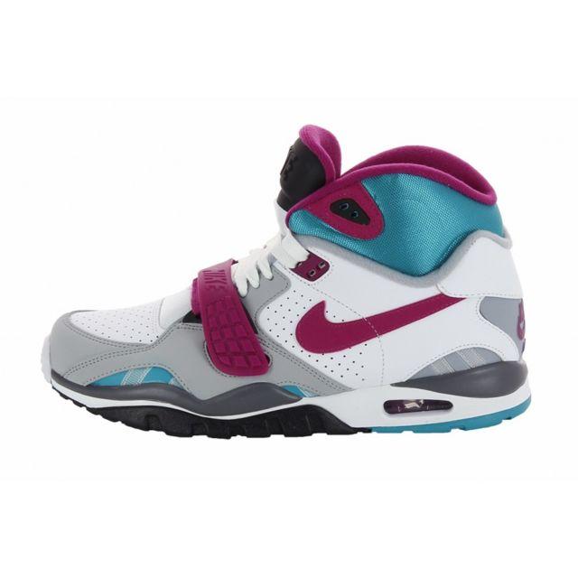 hot sales 09cd6 a1c88 Nike - Basket Air Trainer Sc-2 - 443575-106 - pas cher Achat  Vente Baskets  homme - RueDuCommerce