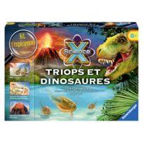 Ravensburger - Triops Et Dinosaures Sciences