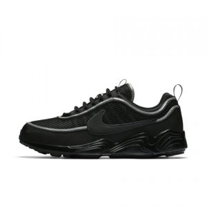 nike basket air zoom spiridon 16 ref 926955 001 noir 40 1 2 pas cher achat vente. Black Bedroom Furniture Sets. Home Design Ideas