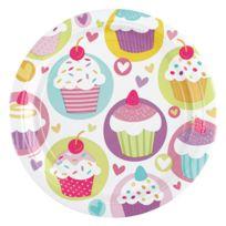 Amsc - an - Assiettes Cupcake