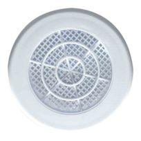 Dmo - Grille plastique concentrique à clip Ø 147 mm