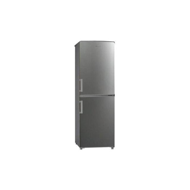 HAIER - Combiné réfrigérateur congélateur bas Hbm-446S
