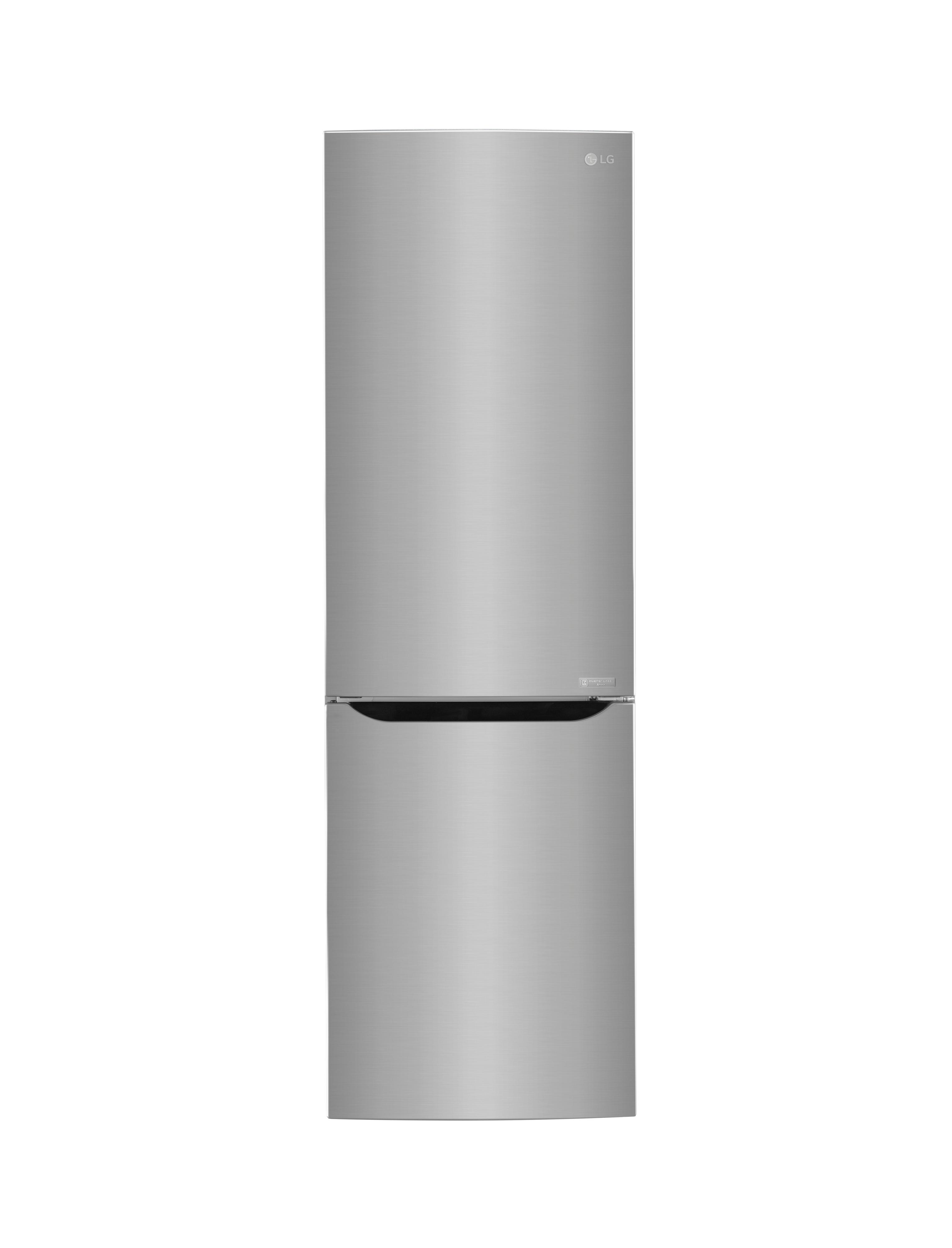 Réfrigérateur - 318 L - A+++ - 59.5cm - Froid ventilé - Inox platine