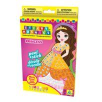Orb Factory - Mosaïque aux numéros : Sticky Mosaics : Princesse